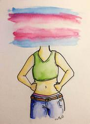 transgender boy by MagisterNeki