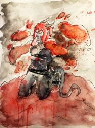 wrath by MagisterNeki