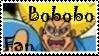 Bobobo fan stamp by Names-Tailz