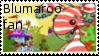 blumaroo fan stamp by Names-Tailz