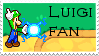 Luigi fan stamp by Names-Tailz