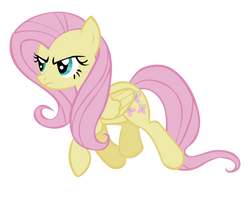 Fluttershy hath not been amused by Names-Tailz