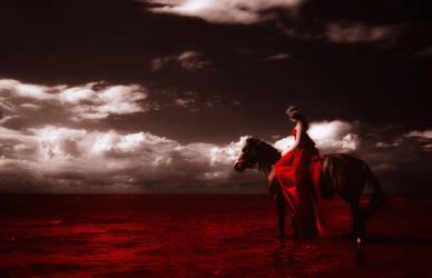 War. Second Horseman by WWWest
