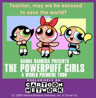 Classic Powerpuff Girls Ad by AJthePPGfan