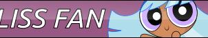 Bliss Fan Button by AJthePPGfan