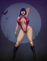 Vampirella by devilhs