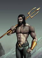 Aquaman by devilhs