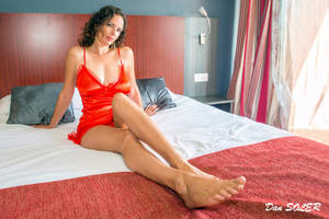 Jessy Red Babydoll 6 by DanSOLER