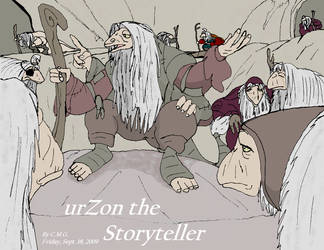 urZon the Storyteller by GearGades