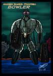 Kotetsu Jeeg - Haniwa Phantom Bowler by GearGades