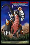 Warrior Beast Great Mammoth by GearGades
