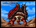 Kotetsu Jeeg - Haniwa Phantom Mamora by GearGades