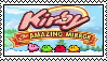 kirby and the amazing mirror stamp by Crimson-SlayerX