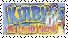Kirby 64 The Crsytal Shards Stamp by Crimson-SlayerX