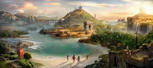 Disney All Worlds by leovilela
