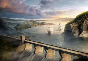 The Great Journey by leovilela