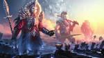 Gods of 9th Planet by DamianKrzywonos
