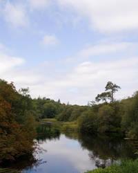 Cong River, County Mayo by vagari
