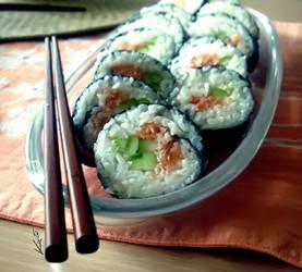 Sushi by KaitoVIP