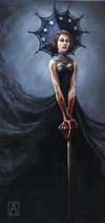 Bee Haga, The Dark Queen by Smolin