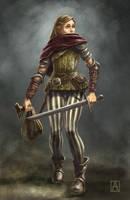 Camilla the Apprentice Thief by Smolin