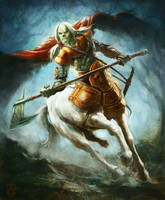 Dranok The Pale by Smolin