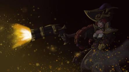 Captain Fortune by SharinganAce