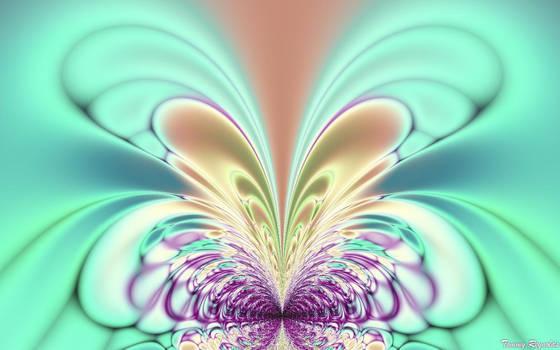 Fractal Wings by tijir