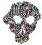 Jelly Skull by tijir