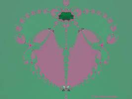 Valentine Fractal 4 by tijir