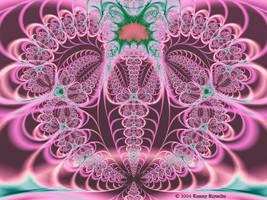 Valentine Fractal 5 by tijir
