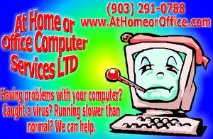 At Home or Office Sick Compute by tijir