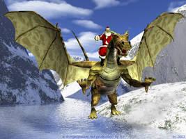 Santas Joyride by tijir