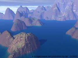 Tropical islands by tijir