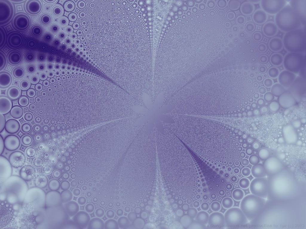 Fract Flower by tijir