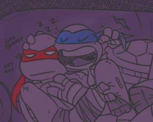Goodnight! by ColonelCheru