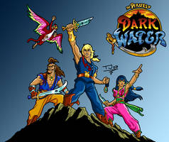 Pirates Of Dark Water by Hyde209