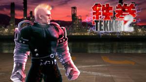 TEKKEN 2 - Jack-2 the Super Killing Machine by Hyde209