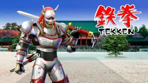 TEKKEN 1 - Yoshimitsu by Hyde209