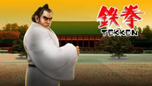 TEKKEN 1 - Ganryu by Hyde209