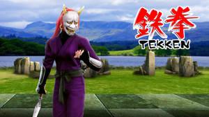 TEKKEN 1 - Kunimitsu by Hyde209
