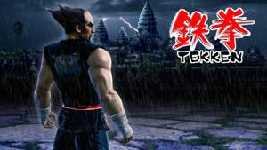 TEKKEN 1 - Heihachi Mishima by Hyde209