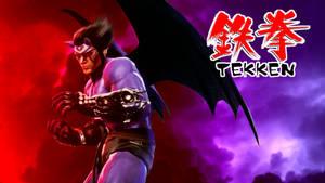 TEKKEN 1 - Devil Kazuya by Hyde209