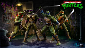 200th Deviation Turtles Tribute by Hyde209