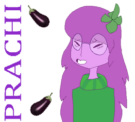 Eggplant Kid by Kklobster