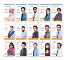 Employee Cards - SF by kanzasid