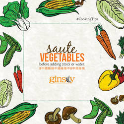 Saute Vegetables by kanzasid