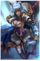 Grandblue Fantasy Fanart _Heles by derrickSong