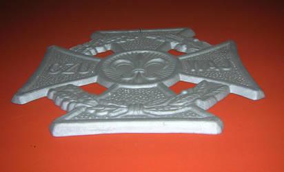 Scout's cross by Plecha