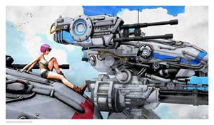 Anime 1 by HidaKuma